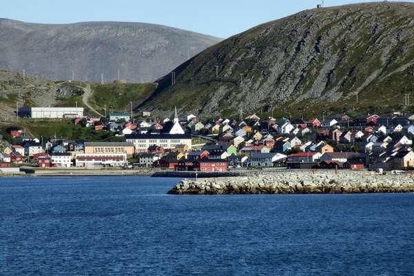 Kjøllefjord, Norwegen
