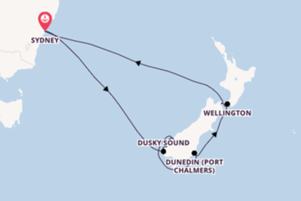 Delightful journey from Sydney with Royal Caribbean