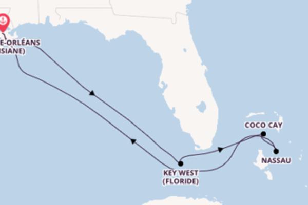 Incontournable croisière de 8 jours avec Royal Caribbean