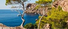 Genießen Sie das westliche Mittelmeer