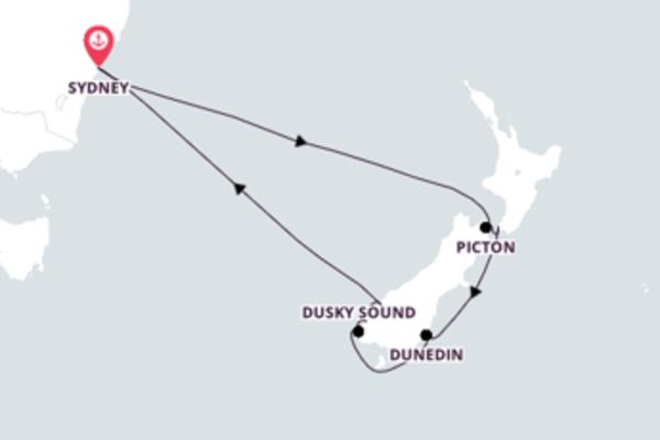 Imperdível viagem com o Ovation of the Seas