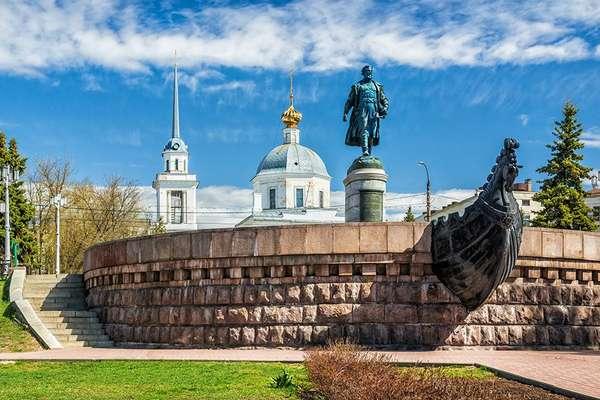 Тверь, Россия