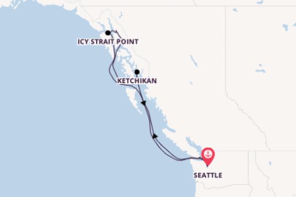 Geniet van het stralende Holkham Bay met Norwegian Cruise Line
