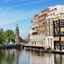 Hollands Windmühlen und Grachten