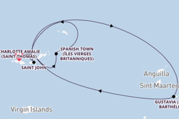 Étonnante balade pour découvrir St. John