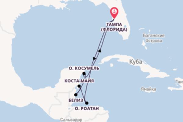 Замечательное путешествие на 8 дней на Rhapsody of the Seas