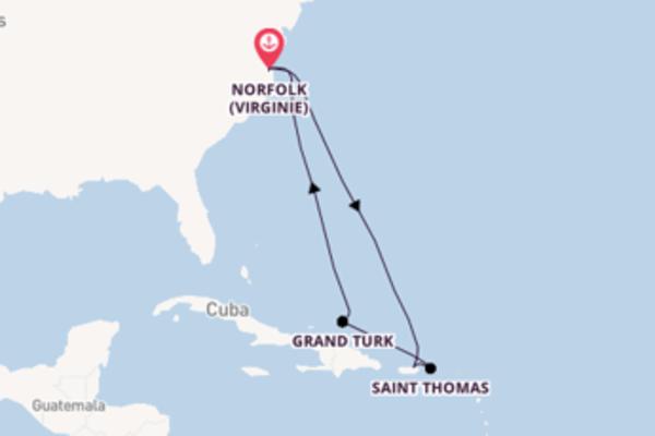 Joyeuse balade avec Carnival Cruise Lines