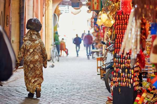 Ad-Dakhla, Marokko