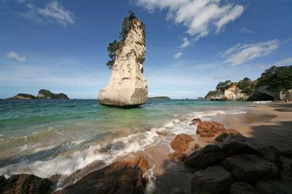 п-ов Коромандел, Новая Зеландия