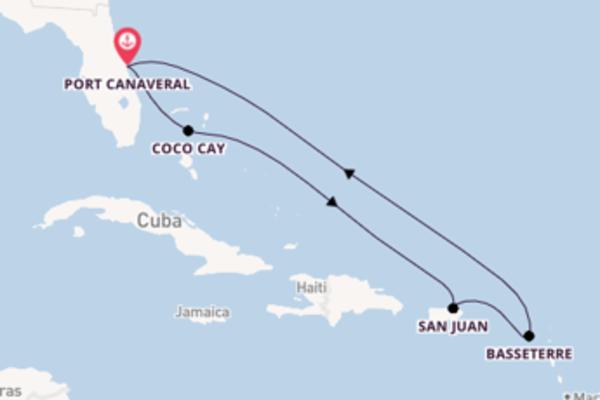 Crociera di 8 giorni a bordo di Harmony of the Seas