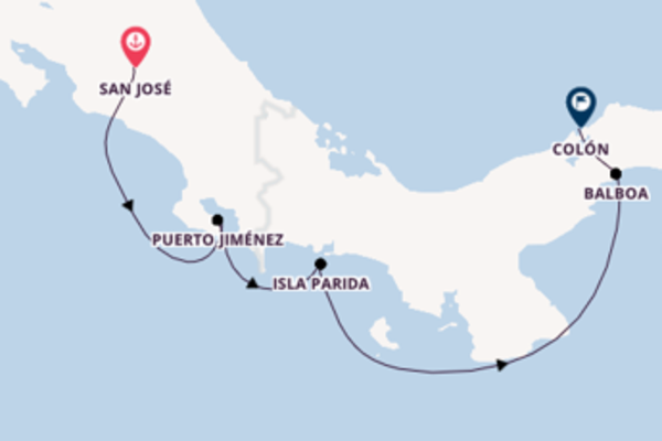 Belo cruzeiro com a Windstar Cruises
