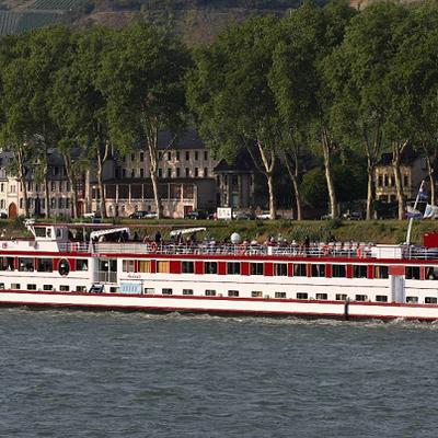 Prachtreis van Mainz naar Basel