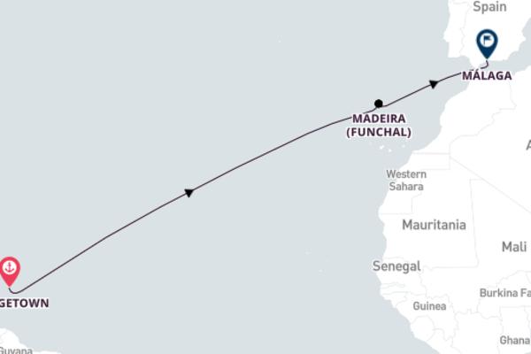 Glorious Madeira Adventure with SeaDream Yacht Club