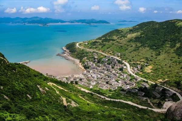 Zhujiajian Island, China