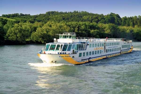 6 Tage Donau Reise