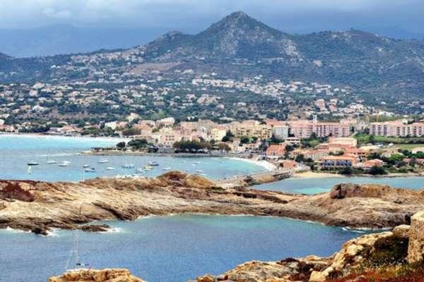 Ile Rousse (Corsica), Frankrijk