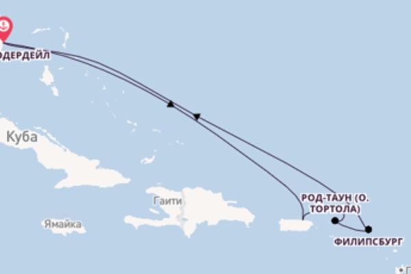 Необыкновенное путешествие с Celebrity Cruises