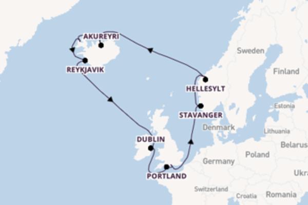 Geniet van het memorabele Hellesylt met Norwegian Cruise Line