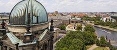 Fahrt durch Deutschland und Polen