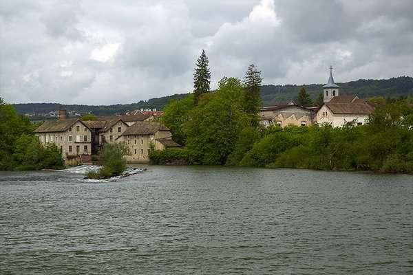 Бом-ле-Дам, Франция