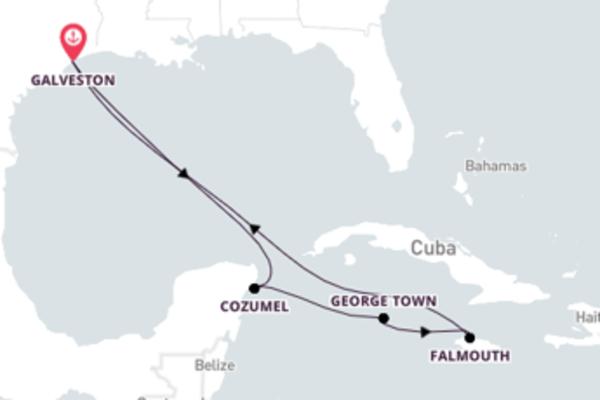 Charmoso cruzeiro com a Royal Caribbean