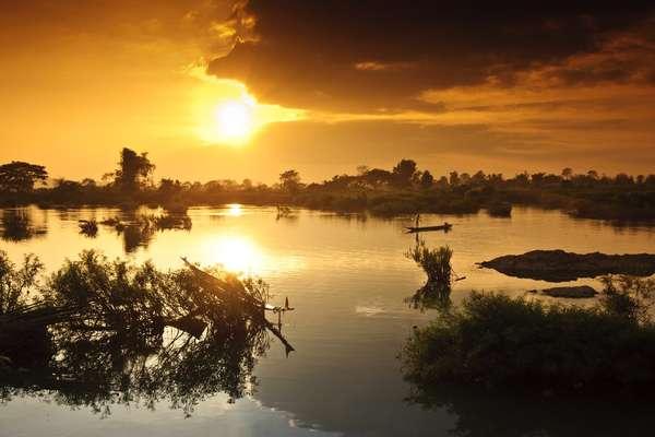 Ban Houayxay, Laos