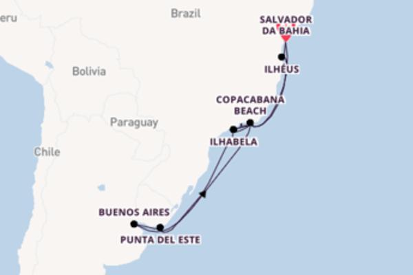 Beleef de parels van Punta del Este