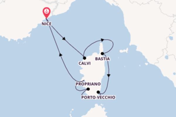 Incontournable balade de 7 jours à bord du bateau FTI Berlin