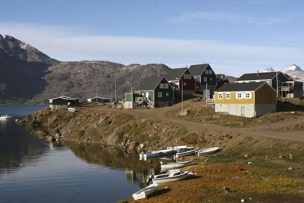 Хвалсей, Гренландия