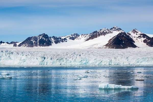 14th July Glacier, Spitsbergen