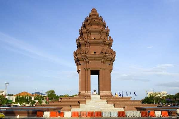 Silk Island, Cambodia
