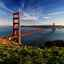 Westküste USA über San Francisco