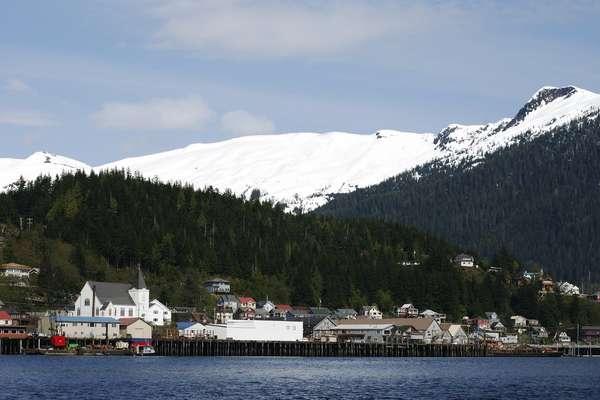 Walker Cove, Alaska