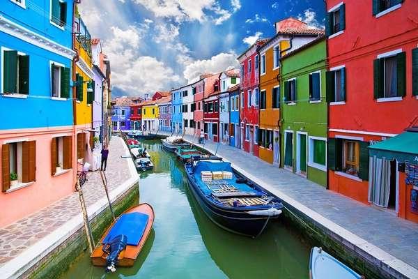 о. Бурано, Италия