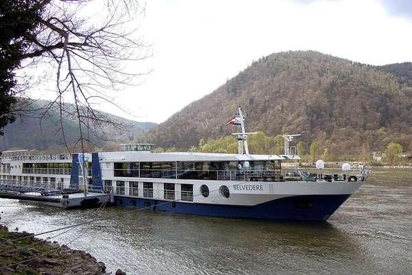 Tolle 8-tägige Kreuzfahrt in Passau mit der MS Belvedere