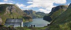 norwegische Fjorde hautnah