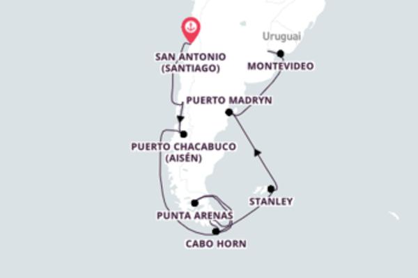 Incrível cruzeiro com a Norwegian Cruise Line