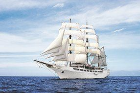 10 Tage Karibik Kreuzfahrt - 9 Nächte auf der Sea Cloud II (ab 22.02.2021)