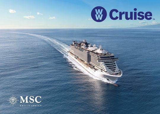WW Cruise. Wellness Erleben. Die Welt Sehen.