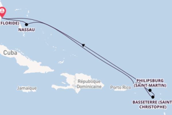 Superbe balade de 9 jours pour découvrir Nassau