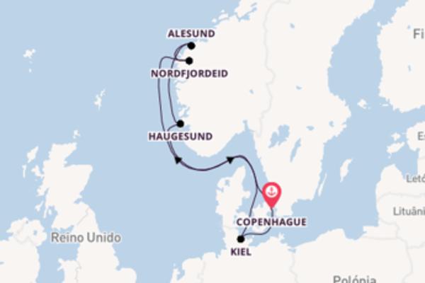 Fascinante cruzeiro com o Costa Diadema