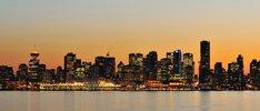 Glacier Bay ab/bis Vancouver