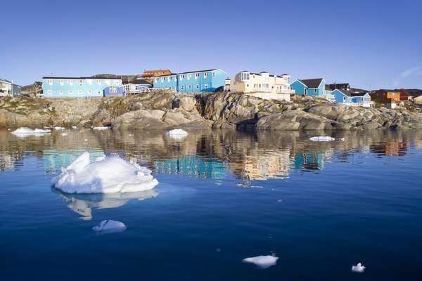Kuannit Coast, Greenland