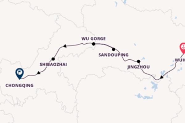 Cruising with Viking River Cruises from Shanghai to Beijing