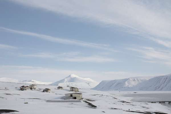 Isbukta, Spitsbergen, Norway