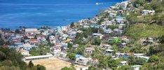 Über Castries nach San Juan