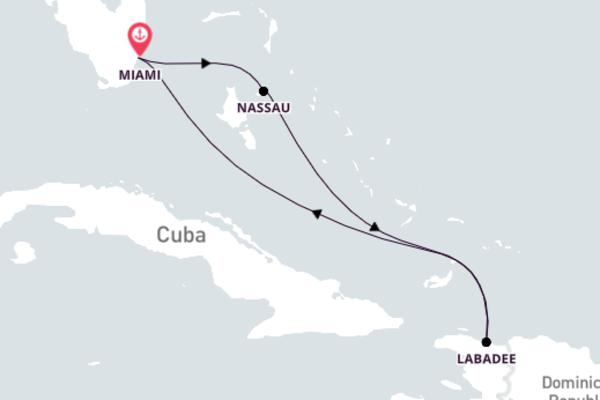 6-Day Delightful Excursion to Nassau