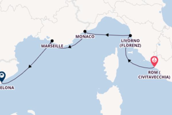 8 Tage unterwegs mit der Azamara Quest
