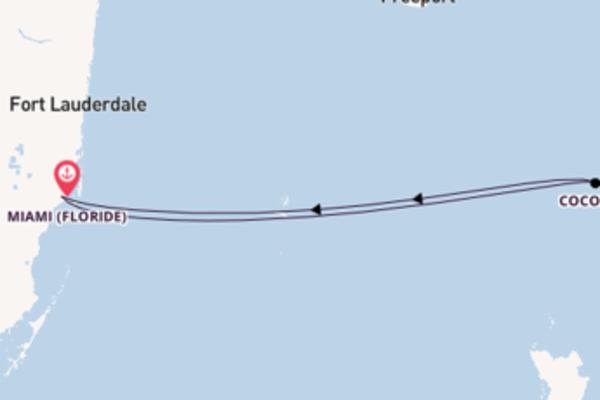 Agréable croisière de 4 jours avec Royal Caribbean