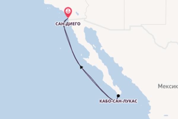 Мексика из Сан-Диего
